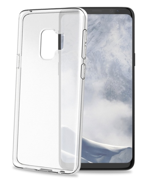 Pouzdro CELLY Gelskin pro Samsung Galaxy A50, transparentní