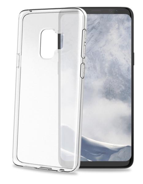 Pouzdro CELLY Gelskin pro Samsung Galaxy J4+, transparentní