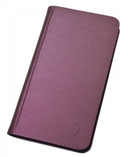 "Pouzdro BOOK STEEL velikost XL (5""- 5,5""), Red"