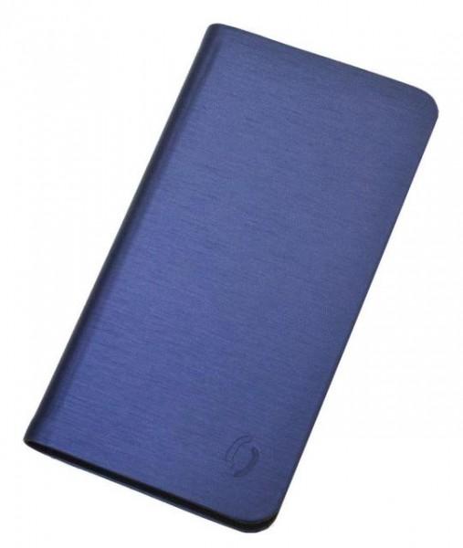 """Pouzdro BOOK STEEL velikost L (4,5""""- 5""""), Blue"""