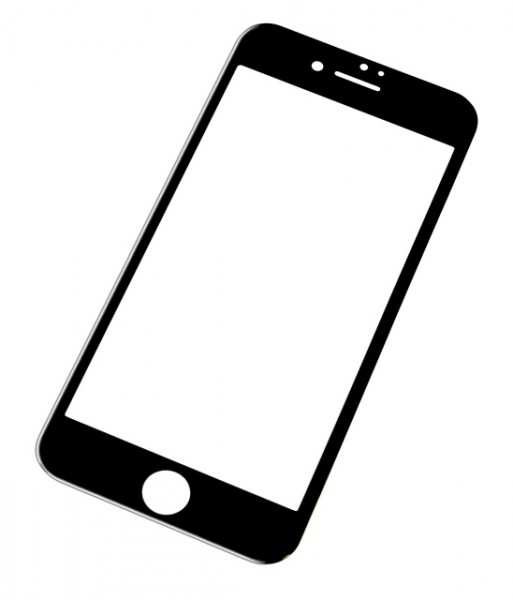 Tvrzené sklo CARBON FIBER GLASS pro Xiaomi Redmi 4A, Black
