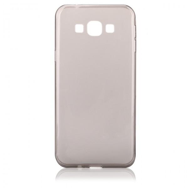Silikonové pouzdro FITTY pro Samsung Galaxy A8, Grey