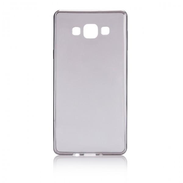 Silikonové pouzdro FITTY pro Samsung Galaxy A7 (A700), Grey