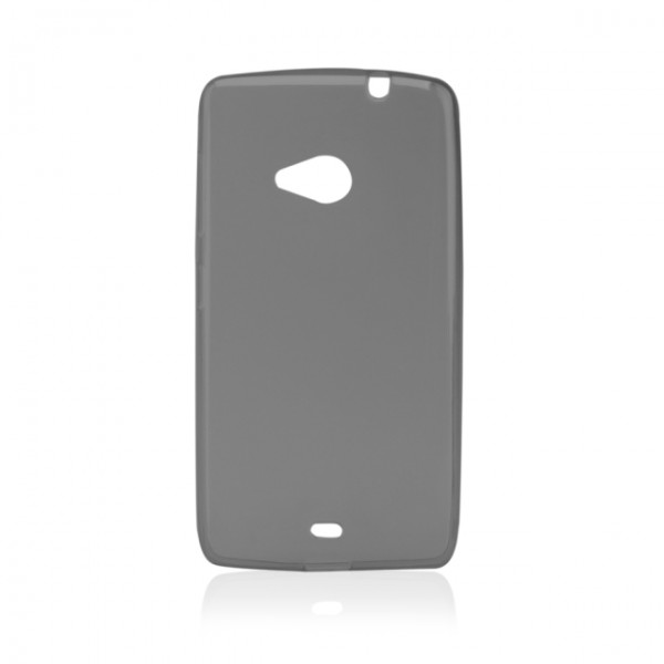 Silikonové pouzdro FITTY pro Microsoft Lumia 535, Grey