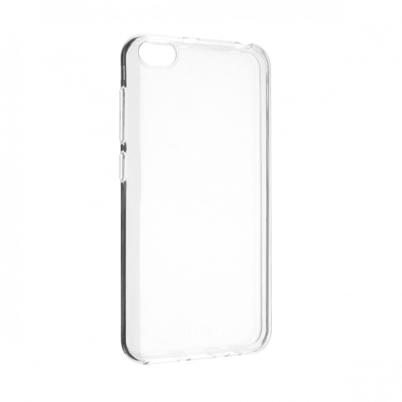 Ultratenké TPU gelové pouzdro FIXED Skin pro Xiaomi Redmi Go, transparentní
