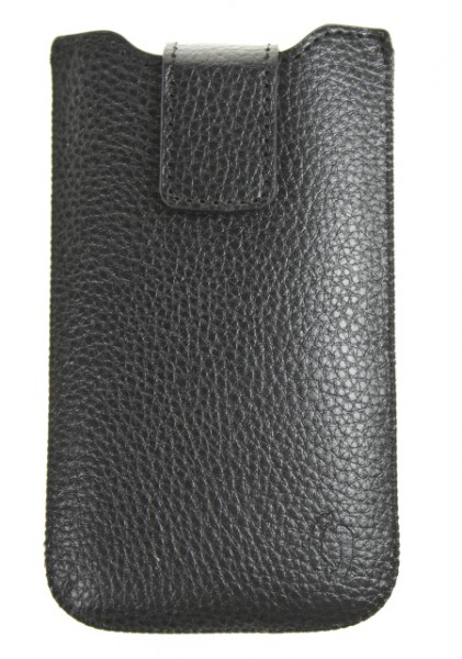 Pouzdro VIP Collection pro Apple iPhone 4, BLACK