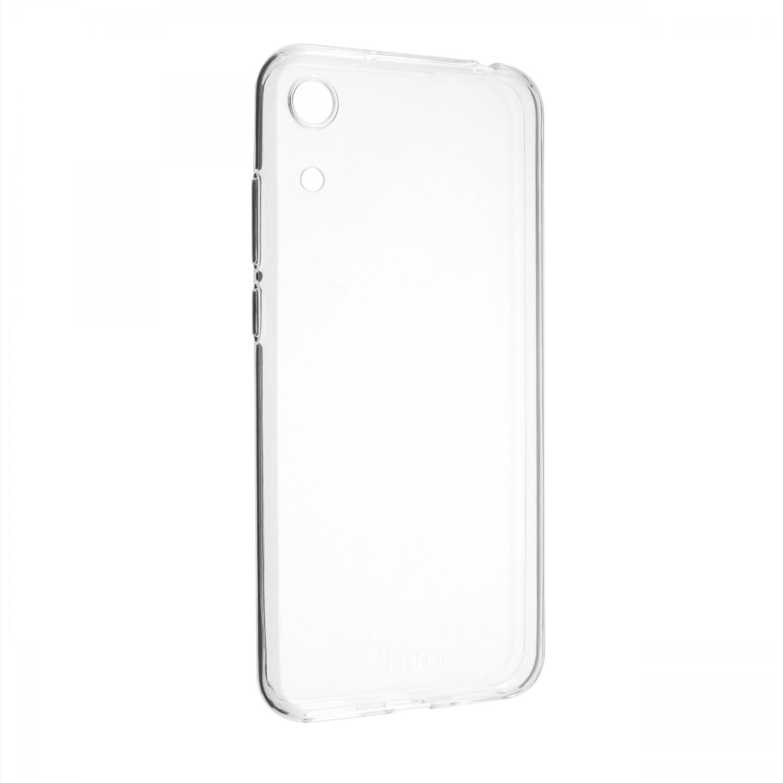 Ultratenké TPU gelové pouzdro FIXED Skin pro Honor Play 8A, transparentní