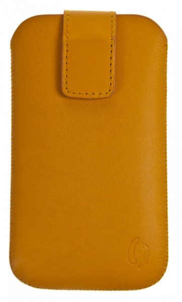 Pouzdro VIP Collection pro Apple iPhone 4, Orange