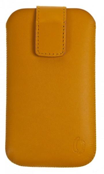 Pouzdro VIP Collection pro Samsung GALAXY S3/S4, ORANGE