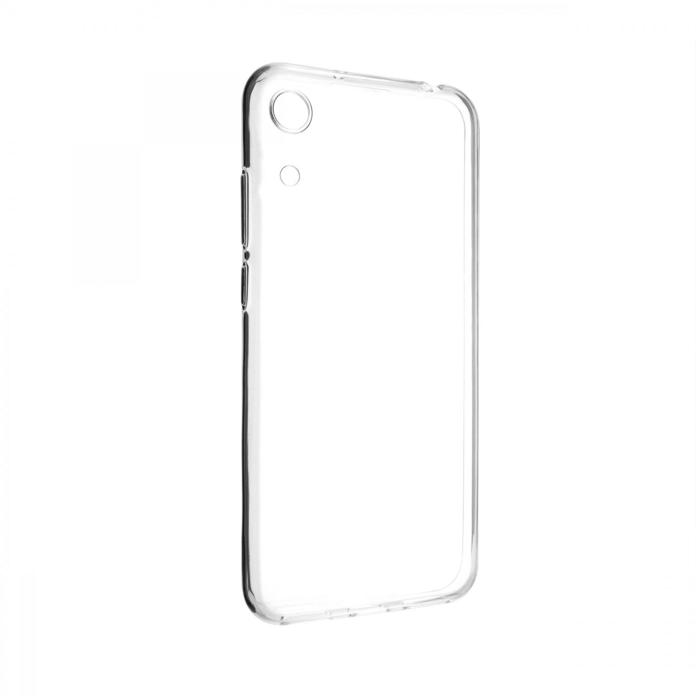 Ultratenké TPU gelové pouzdro FIXED Skin pro Honor 8A, transparentní