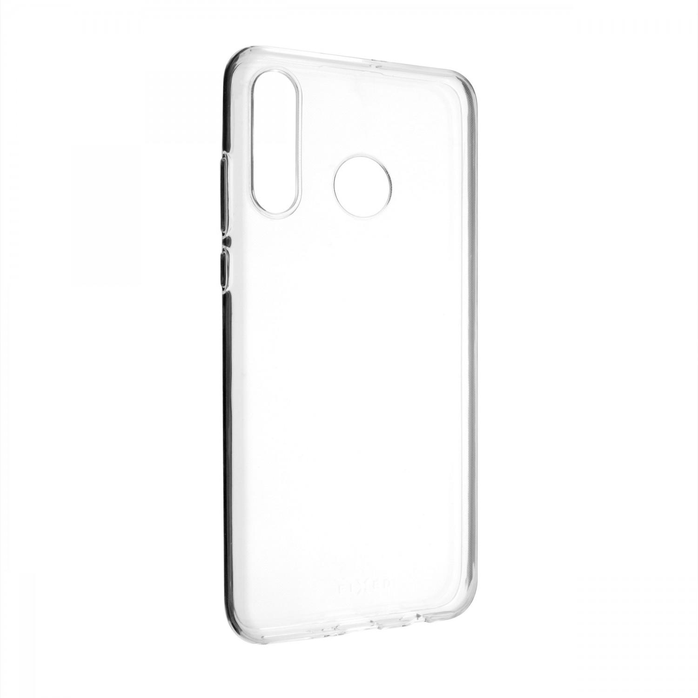 Ultratenké silikonové pouzdro FIXED Skin pro Huawei P30 Lite, transparentní