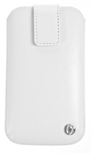 Pouzdro VIP Collection pro Samsung GALAXY S3/S4, WHITE