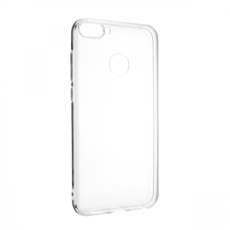 Ultratenké TPU gelové pouzdro FIXED Skin pro Honor 10 Lite, transparentní