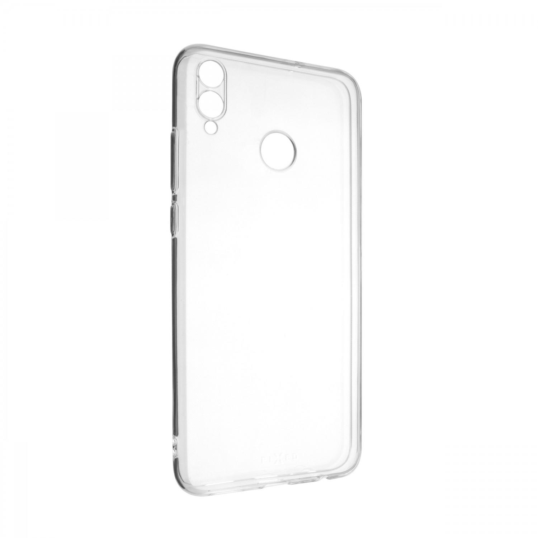 Ultratenké TPU gelové pouzdro FIXED Skin pro Honor 8X, transparentní