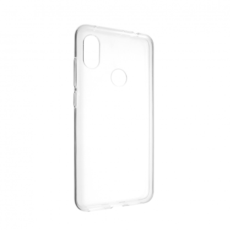 Ultratenké TPU gelové pouzdro FIXED Skin pro Xiaomi Redmi Note 6 Pro, transparentní