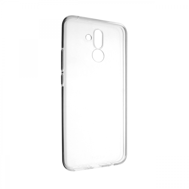 Ultratenké TPU gelové pouzdro FIXED Skin pro Huawei Mate 20 Lite, transparentní