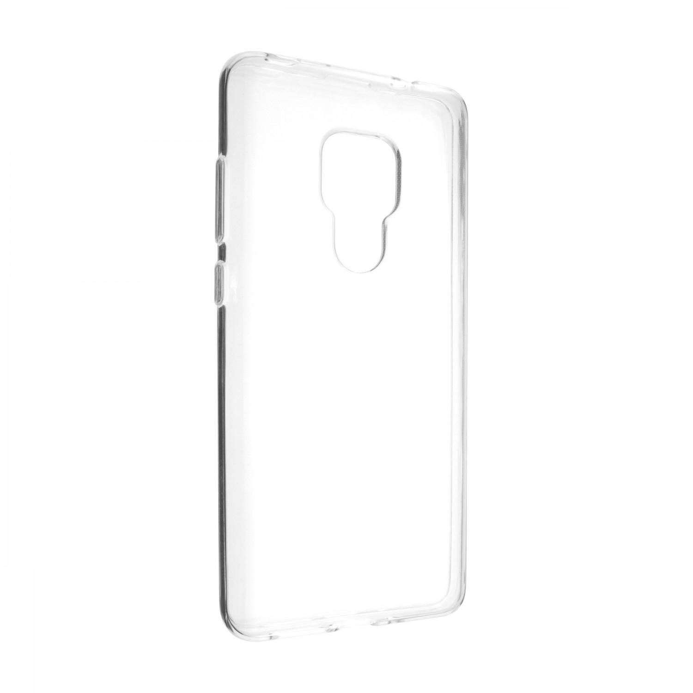 Ultratenké TPU gelové pouzdro FIXED Skin pro Huawei Mate 20, transparentní