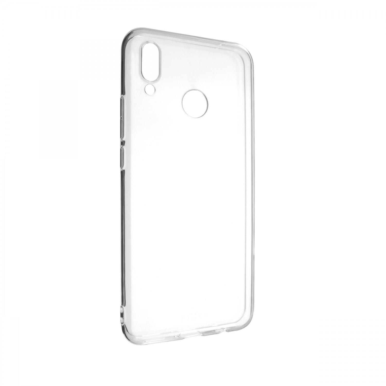 Ultratenké TPU gelové pouzdro FIXED Skin pro Huawei Nova 3i, transparentní