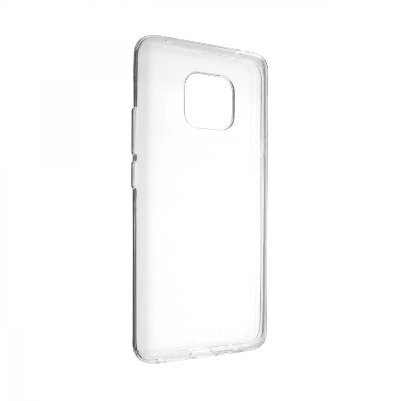 Ultratenké TPU gelové pouzdro FIXED Skin pro Huawei Mate 20 Pro, transparentní