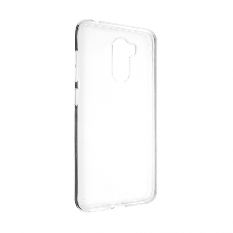 Ultratenké TPU gelové pouzdro FIXED Skin pro Xiaomi Pocophone F1, transparentní