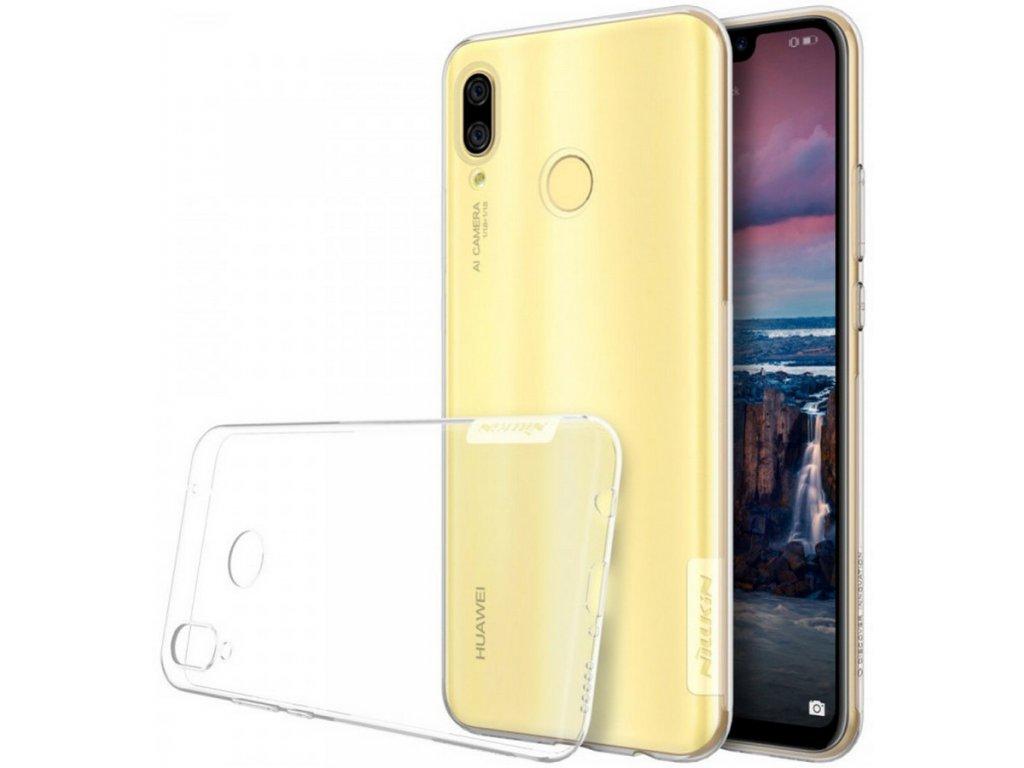 Nillkin Nature TPU pouzdro pro Huawei P30, clear