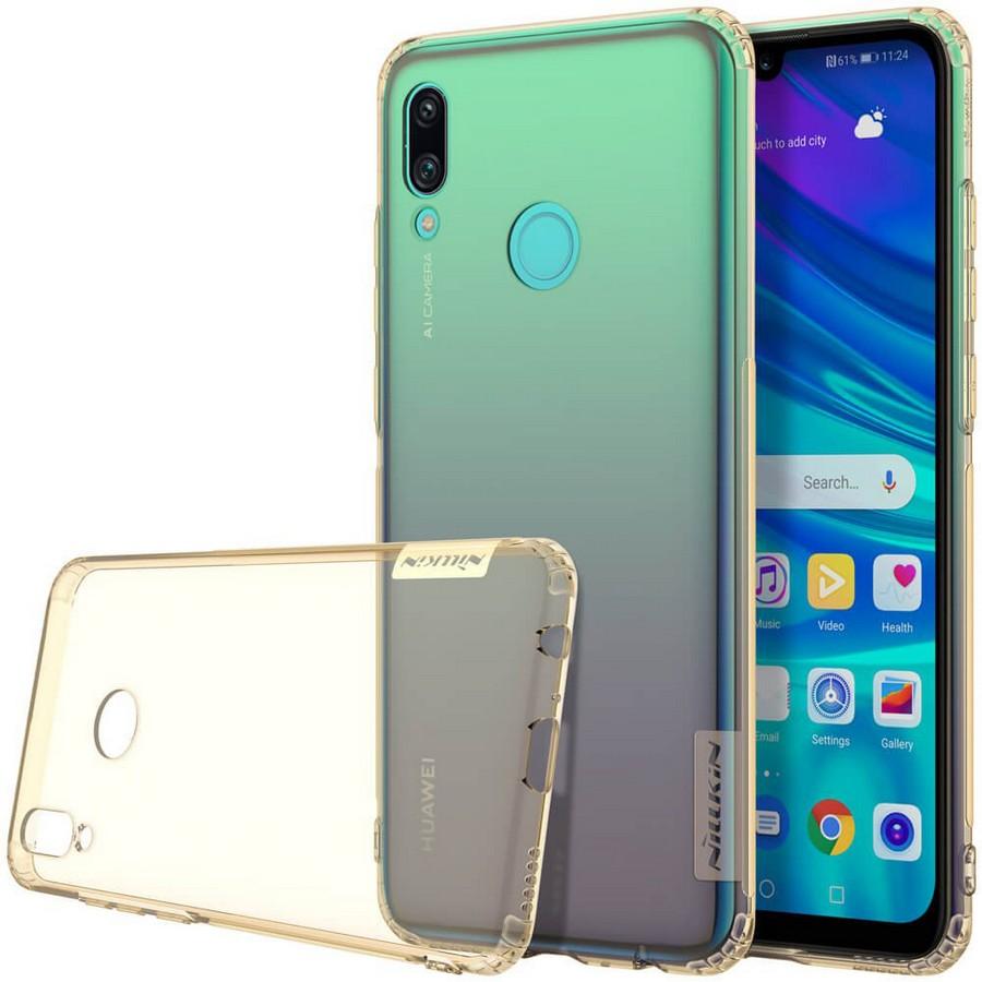 Nillkin Nature TPU pouzdro pro Samsung Galaxy A30, tawny