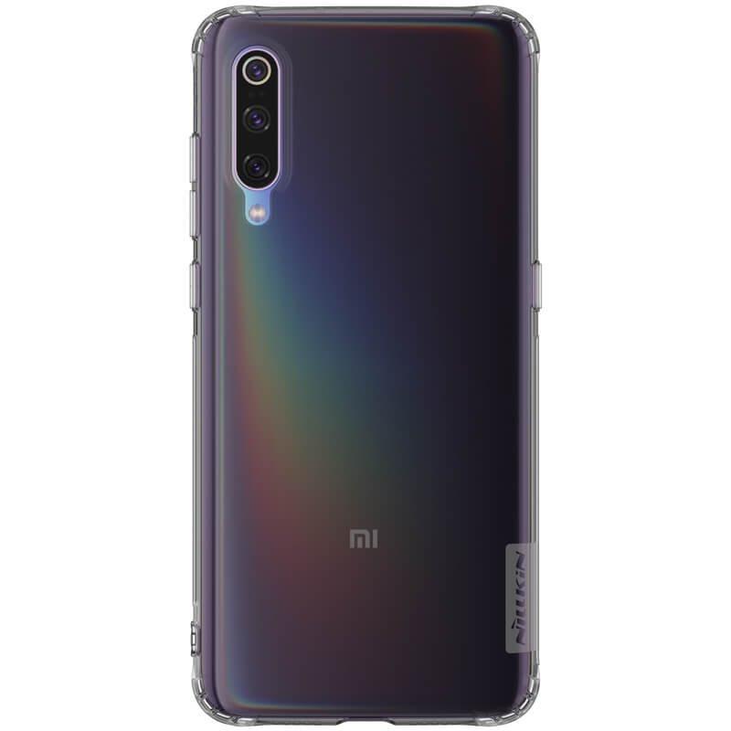 Nillkin Nature TPU pouzdro pro Xiaomi Mi 9, grey