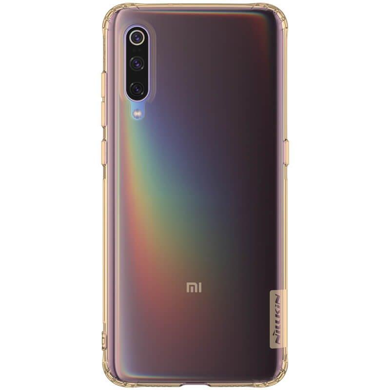 Nillkin Nature TPU pouzdro pro Xiaomi Mi 9, tawny
