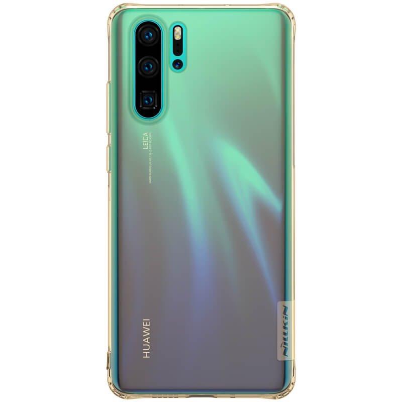 Nillkin Nature TPU pouzdro pro Huawei P30 Pro, tawny