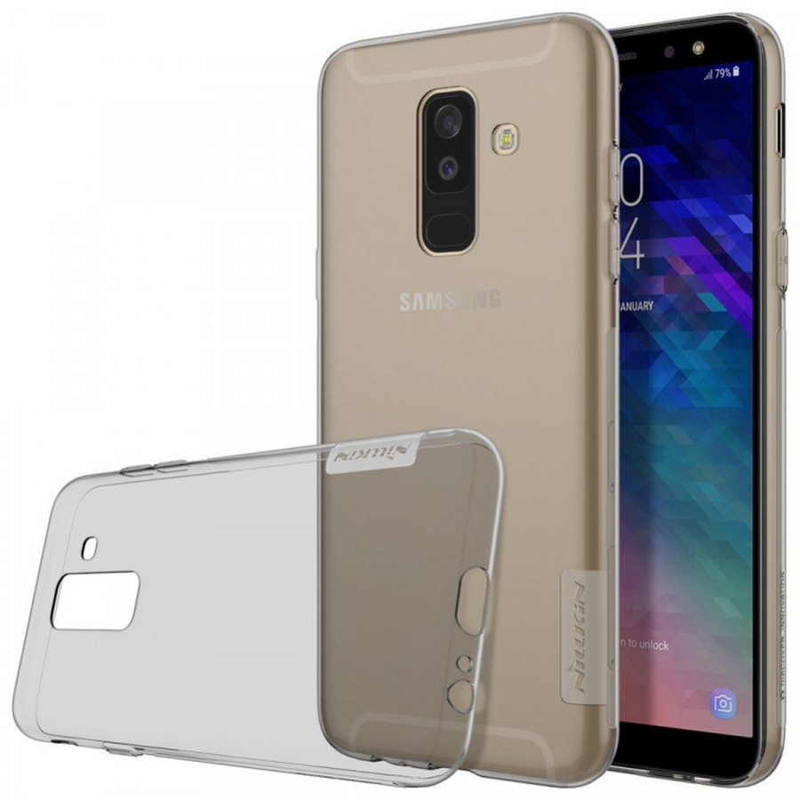Nillkin Nature TPU pouzdro pro Samsung Galaxy S10+, grey