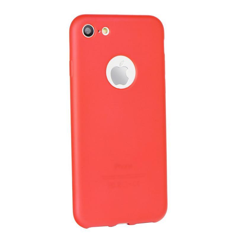 Jelly Case Flash pro Samsung Galaxy A9 2018, červená
