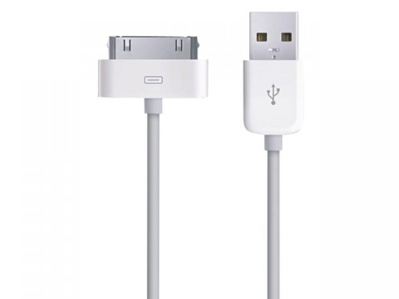 Datový kabel USB Apple MA591G/A iPhone 4 originální, bulk