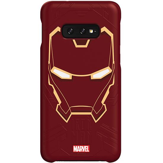 Zadní kryt Marvel Iron Man x Galaxy Friends Samsung Galaxy S10+