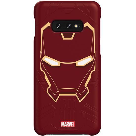Zadní kryt Marvel Iron Man x Galaxy Friends Samsung Galaxy S10