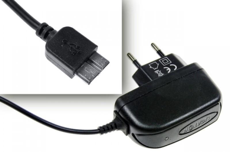 Nabíječka ALIGATOR USB 3.0 2A, Black