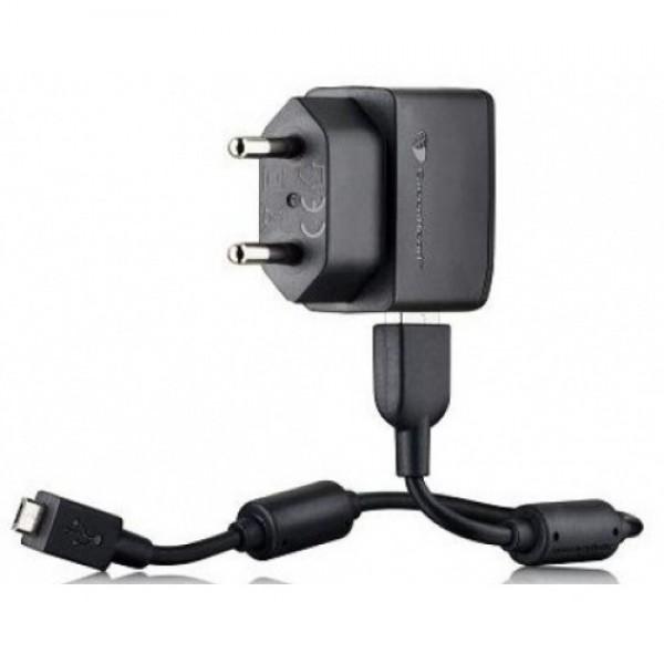 Nabíječka Sony Ericsson EP800 + microUSB kabel EC700/EC450, bulk, originální, Black