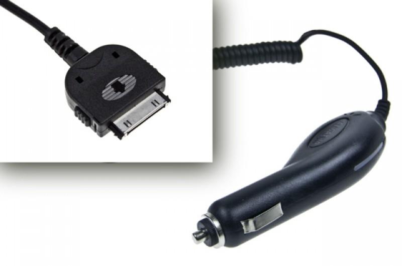 Nabíječka do auta pro Apple iPad 2A, Black