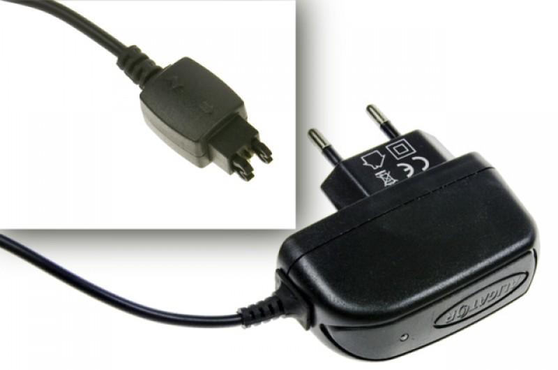Nabíječka ALIGATOR pro Sony Ericsson T28 / 20 / 29 / 39 / 68 / A26xx / T610, Black