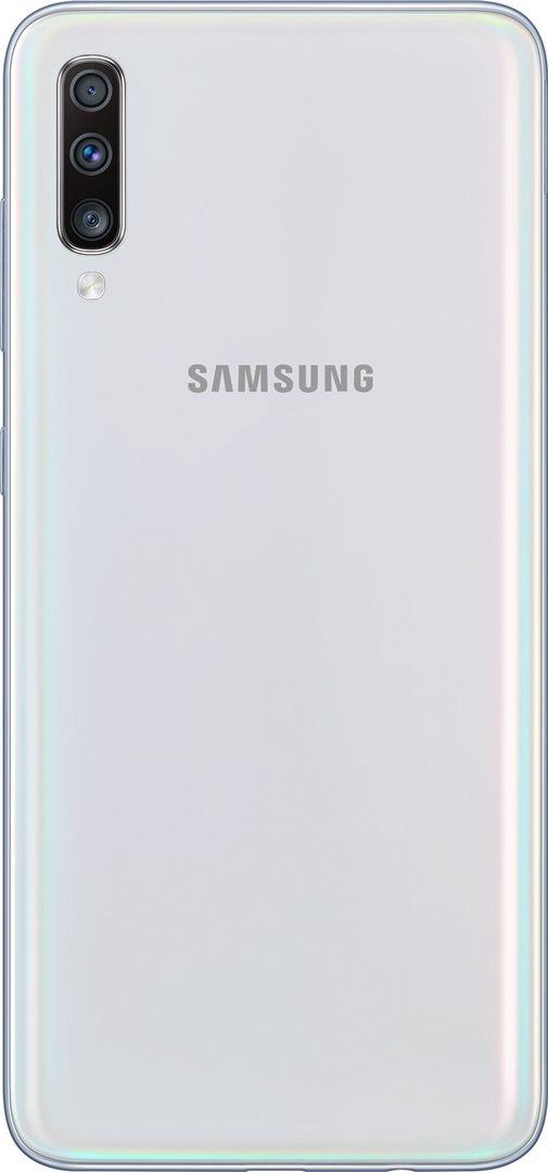 Samsung Galaxy A70 6GB/128GB bílá