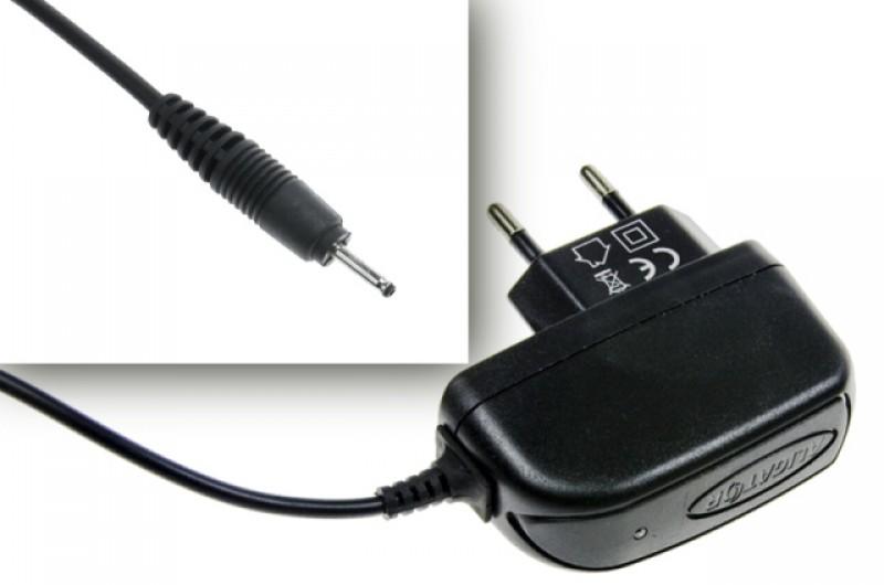 Nabíječka ALIGATOR pro Samsung C140 / 160 / 250 / 260, Black