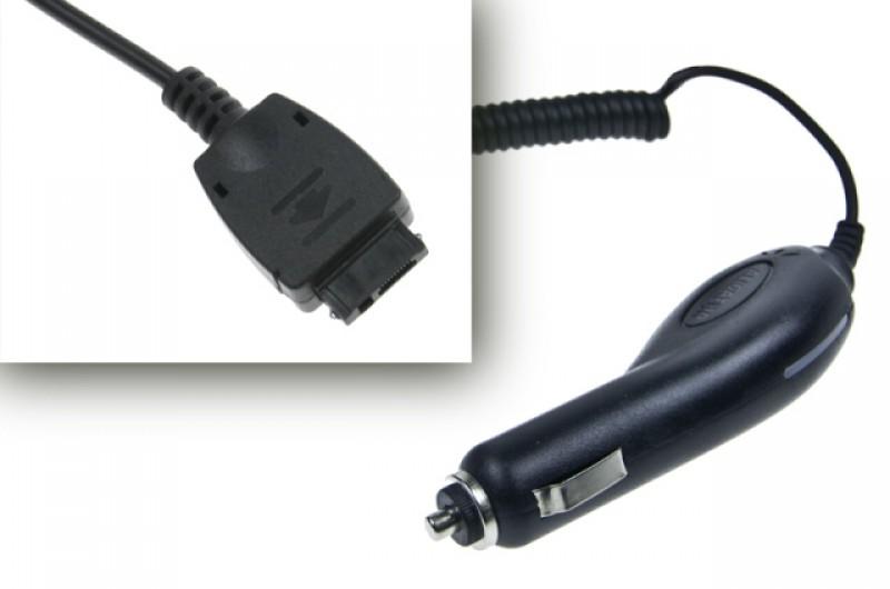 Nabíječka do auta pro Sharp GX30 / TM100, Black