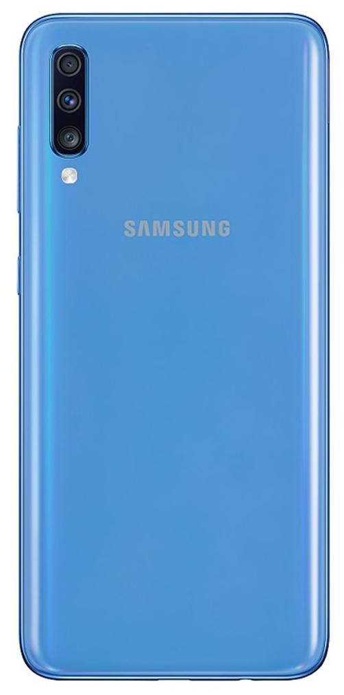 Samsung Galaxy A70 6GB/128GB modrá