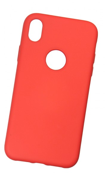 Pouzdro Redpoint Smart Magnetic pro Xiaomi Redmi 6A, s kovovou destičkou, Red
