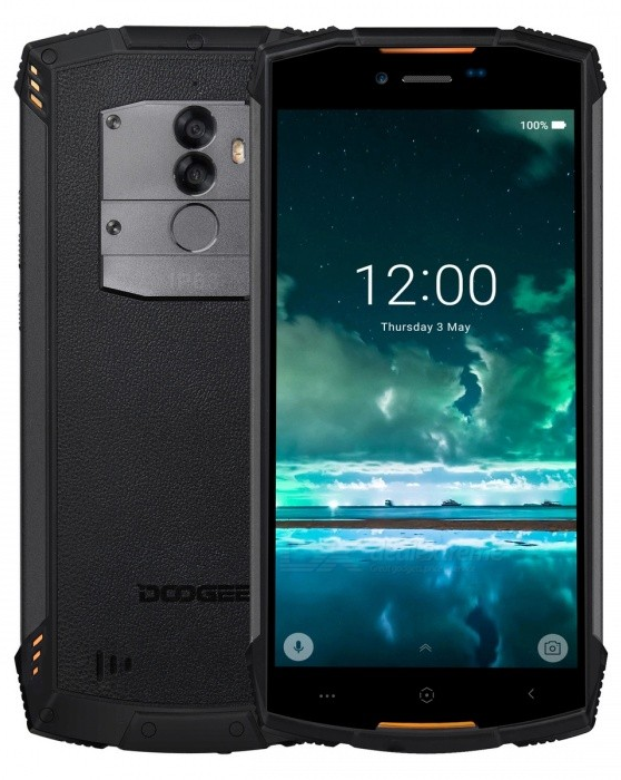 Doogee S55 Lite 2GB/16GB Fire Orange