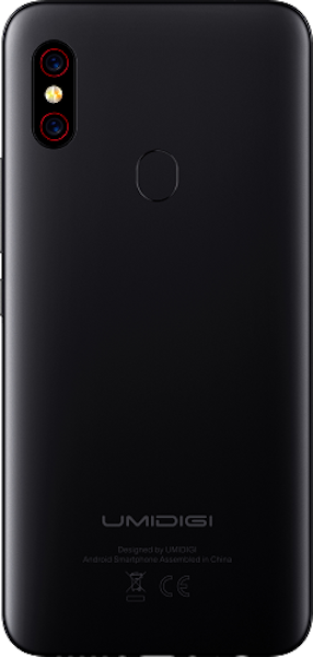 UMIDIGI F1 4GB/128GB černá