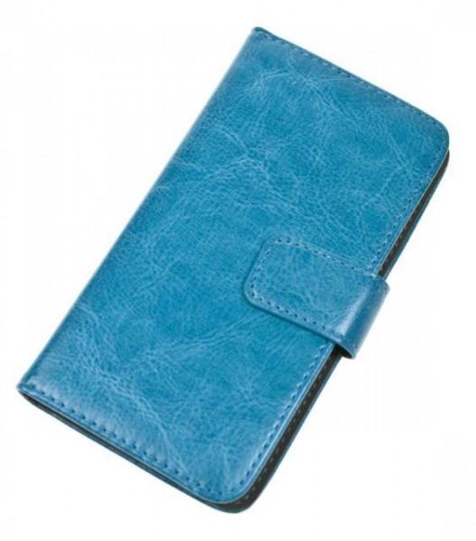"Pouzdro BOOK UNI velikost XL (5""- 5,5""), blue"