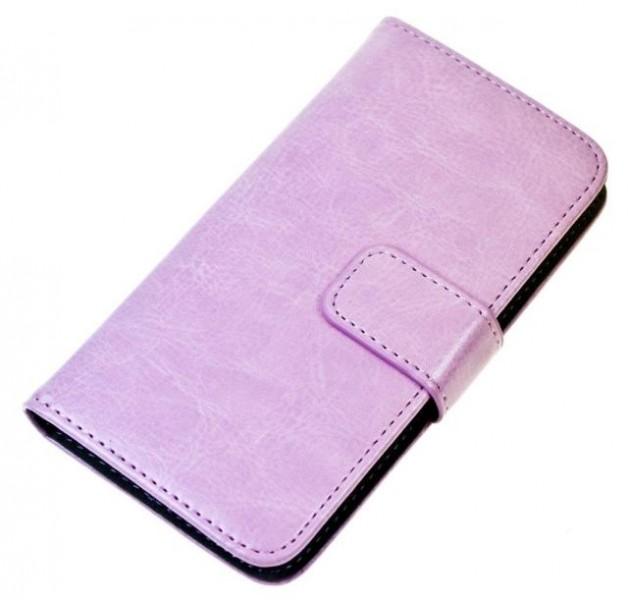 """Pouzdro BOOK UNI velikost L (4,5""""- 5""""), pink"""