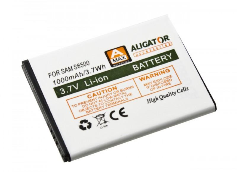 Baterie ALIGATOR pro Samsung Galaxy mini 2, Li-Ion 1000 mAh, nahrazuje EB464358VU
