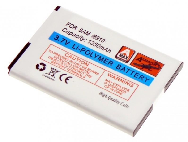 Baterie Aligator pro Samsung Galaxy HD, Li-POL, 1350 mAh, kompatibilní