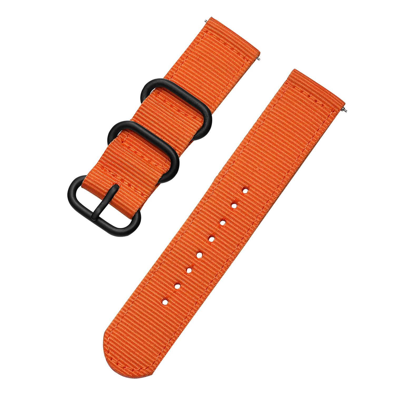 Handodo Nylon Pásek pro Samsung Gear S3 Orange (EU Blister)